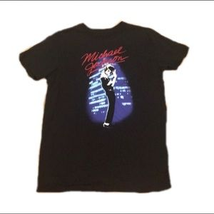 Mighty Fine Michael Jackson Graphic Tee